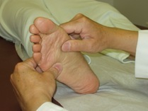 Foot Massage Therapy
